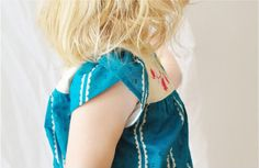 my sparkle: Petal Sleeves Tutorial