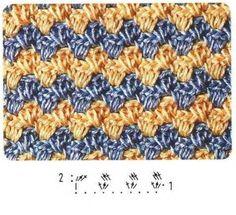 Free Crochet Stitch Patterns