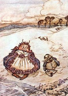 The Crab and His Mother, One of Aesop's Fables