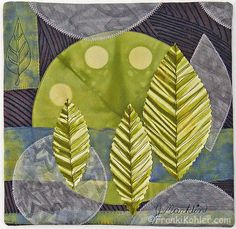 Spring Moons by Jeanne Marklin. Posted by Franki Kohler