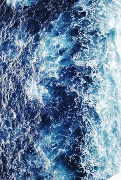 Water. ocean