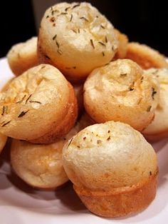 Brazilian Cheese Bread!!  Have to try these!  Suppose to taste like the ones at Fogo de Chao!!