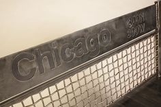 "Chicago ""El"" Bench"