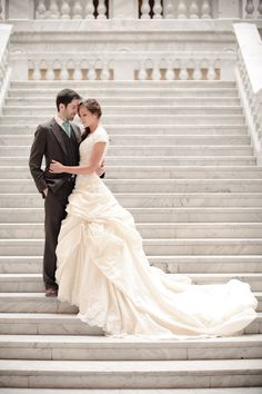 pretty wedding dress with sleeves #modest #wedding #dress #sleeves