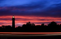 Curritcuck Lighthouse, Corolla, North Carolina
