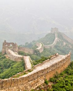 Ever dream of scaling the Great Wall of China?