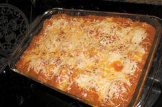 Lenten Recipe: Ricotta And Spinach Stuffed Shells