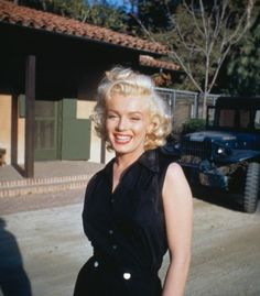 Marilyn Monroe lived in her Brentwood, California home for about six months before she died of a drug overdose in 1962.