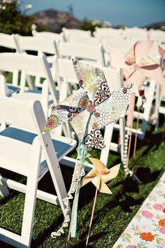 #Paper Pinwheels
