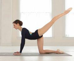 Natalie Portman Black Swan ballet workout