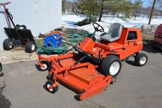 Jacobsen Turfcat T428D Rotary Mower - For Sale/Wanted - TurfNet.com