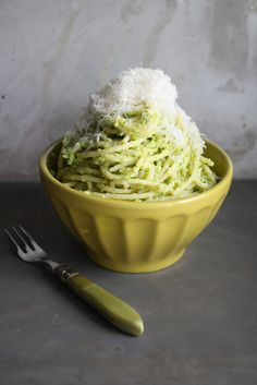 Brussels Sprouts Pesto