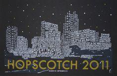 Hopscotch Music Festival, Raleigh NC