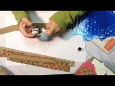How to Create Custom Burlap Ribbon
