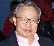 """RIP Fang Lizhi (方勵之) 1936-2012 Fang's """"liberal ideas inspired the pro-democracy student movement of 1986-87 and, finally, the Tiananmen Square protests of 1989."""""""