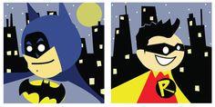 Robin for Robin!