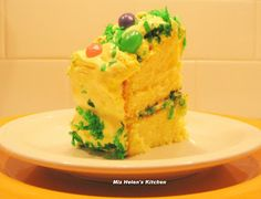 Great coconut cake!