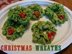 Organizer by Day: Christmas Wreaths