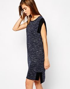 Y.A.S Ebba Simple Dress