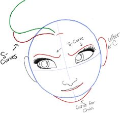 How to Draw Elsa from Frozen with Easy Step by Step Drawing Tutorial
