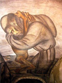 The Franciscans, 1926 (José Clemente Orozco)