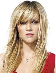 long blonde reese witherspoon, hair colors, long hair, new haircuts, blond, girl hairstyles, fring, bang, new hairstyles