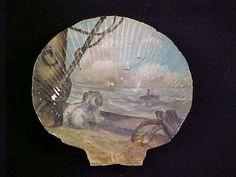 Sailor's Seashell Folk Art