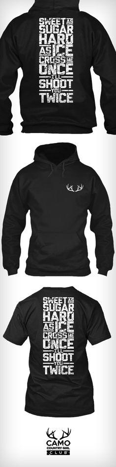 Camo Country Girl Mantra #country_girl #tshirt #hoodie #sweatshirt