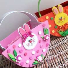 19 Easy Easter Crafts for Kids from @AllFreeKidsCrafts