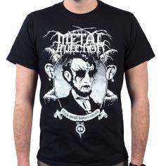 Metal t-shirt