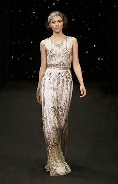 Helen Rodrigues - Jenny Packham - Photo Gallery