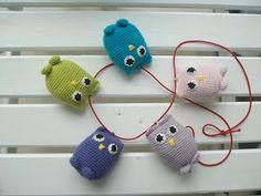 Cute Owl DIY Craft