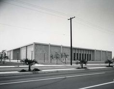 Norwalk Library, 1969  1964 - Library received first Library Services and Construction Act (LSCA) funding.