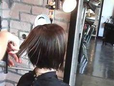 bobs, makeup, youtube, bob cuts, hair care