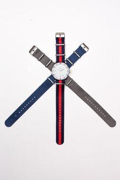 Breda Navy Watch Set