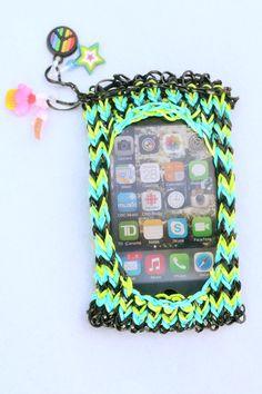 Rainbow Loom iPhone Case