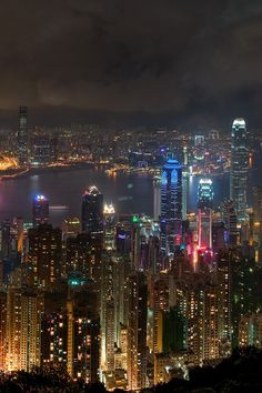the view from victoria peak - i was there!