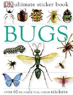 Ultimate Sticker Book: Bugs at theBIGzoo.com, a toy store that has shipped over 1.2 million items.