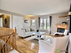 Check out this beautiful Family Room in Phelpston, #Ontario #ComFree   #realestate
