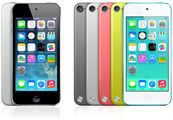 Apple - iPod touch. The 32 GB should be fine for teachers who don't have iPhones.