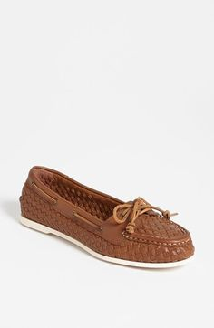 Sperry Top-Sider® 'Audrey' Boat Shoe
