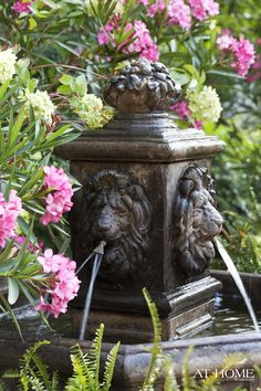 Beautiful Garden Feature