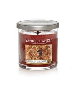 yankee candle - autumn wreath Smells amazing!!