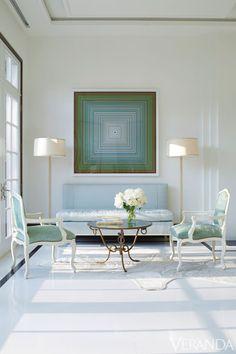 A Luminous Toronto Home. Interior Design by Jan Showers.