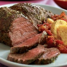 photo Marinated Beef Tip Roast