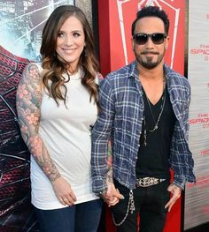 Celebrity Weddings: Alec Baldwin, Tom Cruise and More!: A.J. McLean & DeAnna Karidis