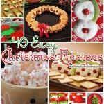 40 Easy Christmas Recipes