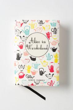 Mr. Boddington's Penguin Classics, Alice in Wonderland | Anthropologie