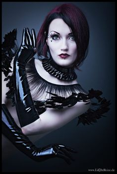. photographi inspir, forev, dark beauti, awesom makeup, goth fashion, fashion photographi, gothic fashion photography, fashion inspir, beauti dark