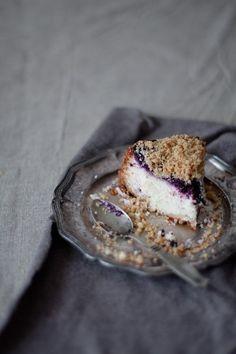 Baked Cheesecake (eggless)